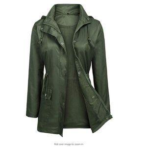Waterproof Outdoor Lightweight Rain Jacket
